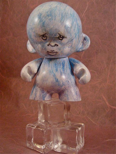 Ice Monk