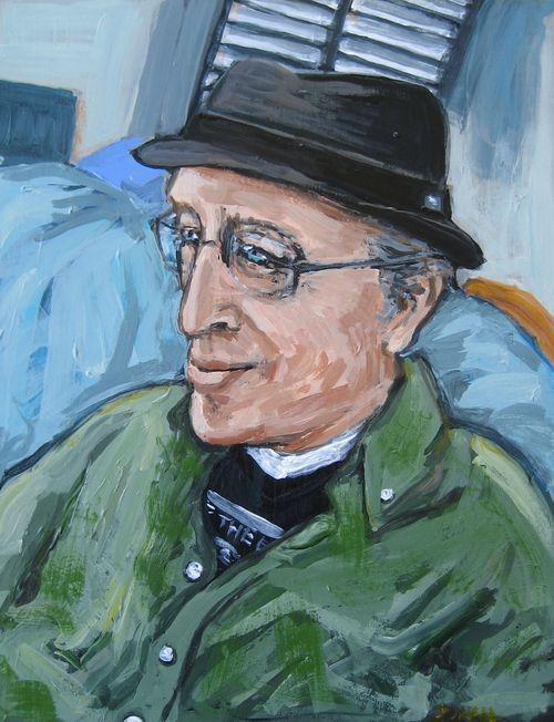 Portrait of Doug King